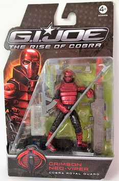 Crimson Neo-Viper  ( G.I.JOE