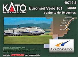 Euromed Serie 101  de KATO