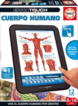 TOUCH Cuerpo Humano | EDUCA
