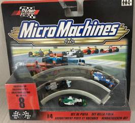 Set de Pista curvas Racing ( Micro Machines )