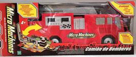 Camión de Bomberos (Micro Machines)