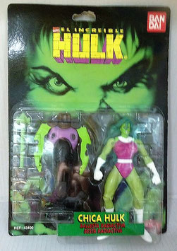 Chica HULK ( ballesta radioactiva )