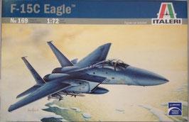 F - 15C  EAGLE  (italeri)