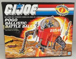 Pogo Ballistic Batlle Ball  ( DESCATALOGADO )