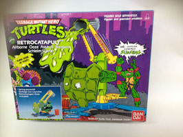 Tortugas Ninja - Vehículo Retrocatapulta