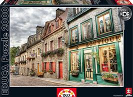 PUZZLE Barrio petit champlain Quebec | EDUCA