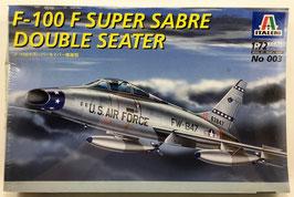 F-100 F SUPER SABRE  (italeri)