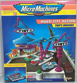 Multi City Acción ( Micro Machines )
