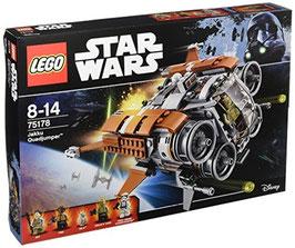 Jakku Quadjumper ( Lego StarWars )