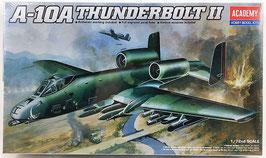 A-10A THUNDERBOLT II  (academy)