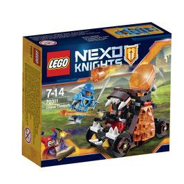 Catapulta de Caos (Lego Nexo Knights)