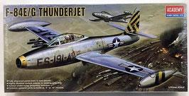F-84E/G THUNDERJET  (ACADEMY)