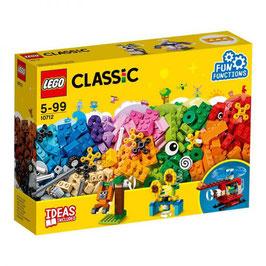 Caja de Ladrillos y Engranages (Lego Classic