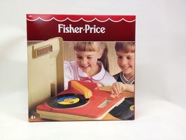 Tocadiscos Fisher Price  años  80  (  DESCATALOGADO  )