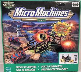 Puente de Control (Micro Machines)