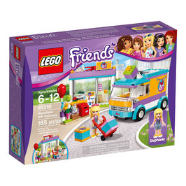 Repartidor de paquetes ( Lego Friends )