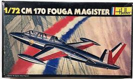 CM 170 FOUGA MAGISTER  (heller)