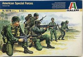 AMERICAN SPECIAL  FORCES  (italeri)