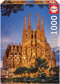 Puzzle Educa (Sagrada Familia)