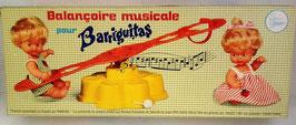 Columpio Musical de Barriguitas   (  DESCATALOGADO  )