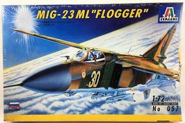 "MIG-23 ML ""FLOGGER"" (Italeri)"