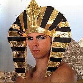 Tocado Faraón de tela (guirca)