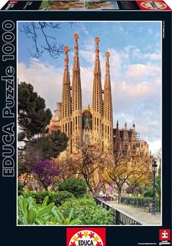 PUZZLE Sagrada Familia | EDUCA