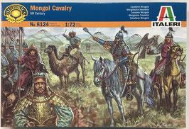 MONGOL  CAVALRY  (italeri)