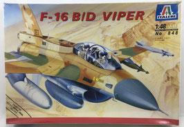 F-16 BID VIPER  (italeri)