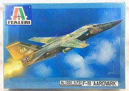 "F-111  ""AARDVARK ""  (italeri)"