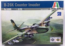 B-26K COUNTER INVADER  (italeri)