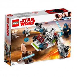 Pak de Combate Jedi y Soldados Clon (lego Star Wars9