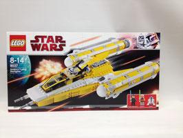 Anakin's Y-Wing Starfighter  ( Lego StarWars )