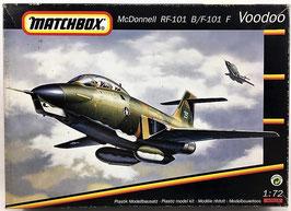 McDONNELL Rf-101 B/f-101 f   (MATCHBOX)