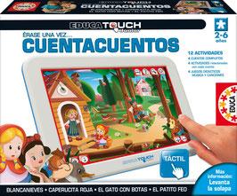 TOUCH Cuentacuentos | EDUCA