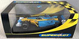 """Renault R23 F1 """" Jarno Trulli """" nº 7"""