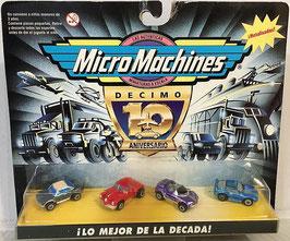Lo Mejor de la Decada  ( Micro Machines )