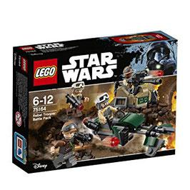 Pack de batalla de tropas rebeldes ( Lego StarWars )