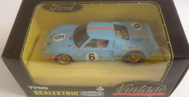 Scalextric Ford GT40 Vintage