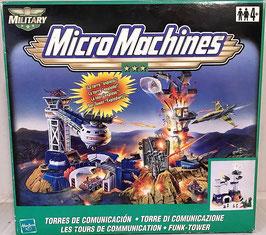 Torres de Comunicación ( Micro Machines )