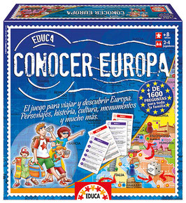 Conocer Europa | EDUCA