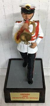 Soldado Infantería de Marina Blanco 2003 (Corneta)