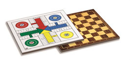 tablero parchis-damas  cayro
