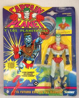 Capitan Planet ( Relámpago )