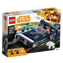 Speeder Terrestre de Han Solo (Lego Star Wars)