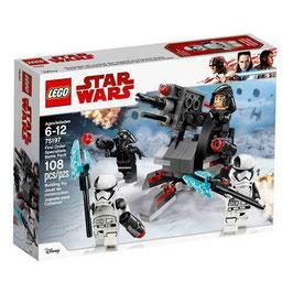 Pak de Combate Especialistas de la Primera Orden (Lego Star Wars)