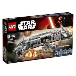 Transporte de tropas de la resistencia ( Lego StarWars )