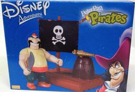 Pirata con Balsa y cCañon (Pirates) Disney Aventuras