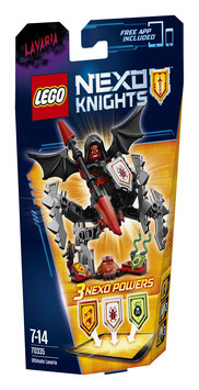Lavaria Ultimate (Lego Nexo Knights)