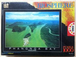 Puzzle Educa ( Panoramica de Thailandia)